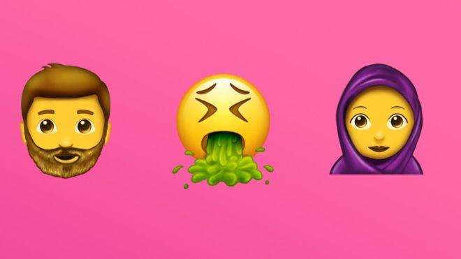 Zombies, mujer amamantando y otros 53 nuevos emojis que pronto podrás usar en tu celular