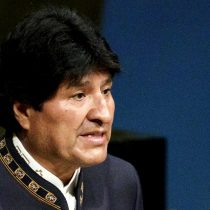 Morales desatado en Twitter: denunciará a Chile en la OEA  por