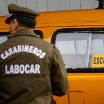 Detienen a conductora de furgón que habría atropellado a niña de siete años en Ñuñoa