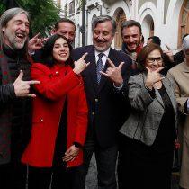 Guillier presenta a su equipo de campaña a pocos días que lo proclamen partidos de la Nueva Mayoría