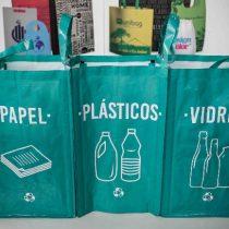 Campañas municipales buscan desincentivar el uso de la bolsa plástica