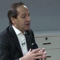 [VIDEO] Juan Andrés Camus, presidente de la Bolsa de Comercio: