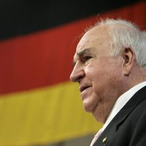 Muere el ex canciller alemán Helmut Kohl