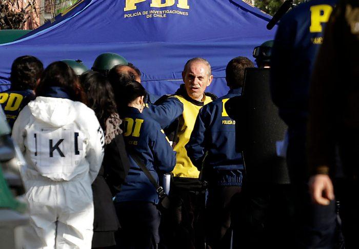 Krassnoff recibe nueva condena de siete años por homicidio calificado de Eulogio Fritz Monsalvez