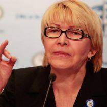 Exfiscal Ortega solicita al Tribunal Supremo de Venezuela captura internacional de Maduro