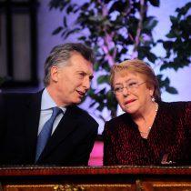 Bachelet y Macri afianzan integración física Chile-Argentina con firma de acuerdos