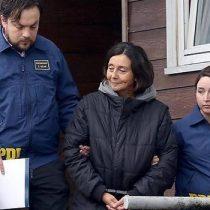 Pareja de Raúl Escobar fue interrogada y será trasladada a la Cárcel de Alta Seguridad