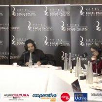 [VIDEO] El incómodo momento que hace pasar Alberto Mayol a Pilar Molina en el debate radial del Frente Amplio