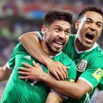 México consigue triunfo de 2-1 ante Nueva Zelanda, la