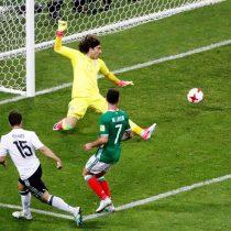 [VIDEO] Los goles de Alemania, y el del honor mexicano, que definieron al rival de Chile en la final de la Confederaciones