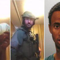[VIDEO] Estados Unidos: Narcotraficante transmitió a través de Facebook Live el momento en que llega la policia a arrestarlo