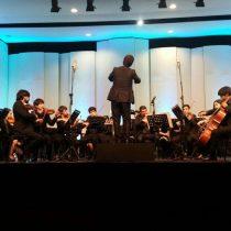 Nace una nueva orquesta: la Sinfónica Juvenil del Teatro Regional de Rancagua