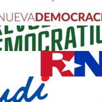 Imagen de la nueva geografía política en Chile