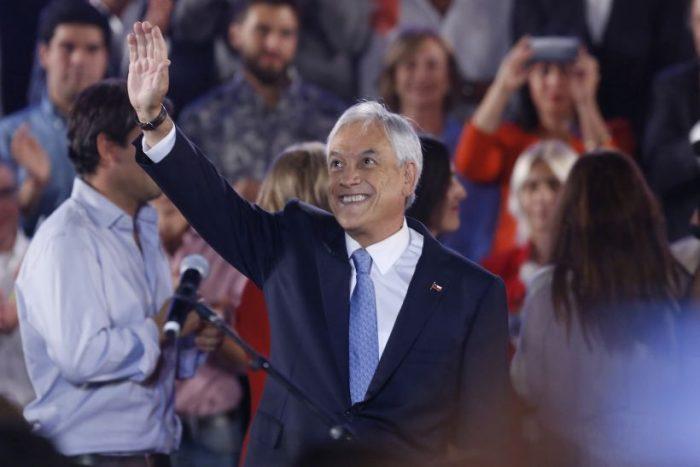 Piñera con timón firme hacia el centro político: la estrategia de Gobierno se anticipa en la  campaña