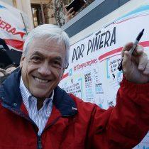 Piñera ya anuncia retroexcavadora para el recién anunciado Plan Araucanía de Bachelet