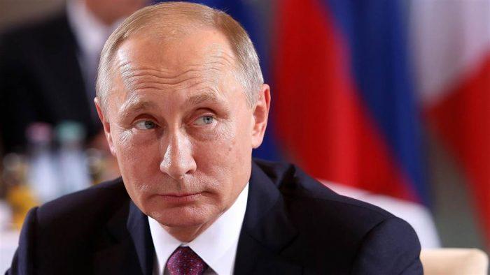 """Vladimir Putin: """"No tengo días malos porque no soy una mujer"""""""