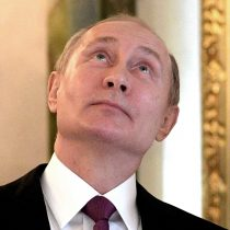 Putin dice 'Don't worry, be happy' sobre Trump y el clima