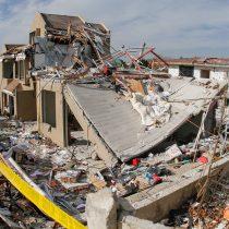La SEC investiga causas de explosión que destruyó cuatro casas en Quilpué y que dejó cuatro heridos