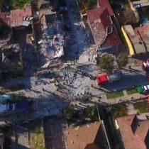 [VIDEOS] Explosión en Quilpué deja 5 personas heridas y una vivienda completamente destruida
