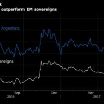 Bono de un siglo de Argentina muestra que mercado perdona