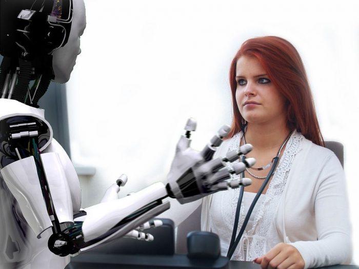 Enseñar a los robots a reconocer su cuerpo es el próximo paso de la robótica