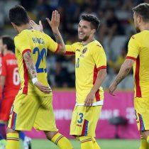 [VIDEO] Los goles de la remontada rumana ante Chile en el último amistoso previo a la Copa Confederaciones