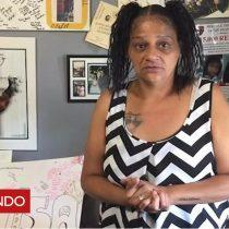 [VIDEO] El doloroso testimonio de una madre que reclama a la Mara Salvatrucha la verdad sobre el asesinato de su hija