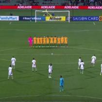 [VIDEO] El minuto de silencio por las víctimas de Londres que la selección de Arabia Saudita no respetó