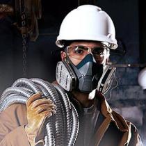 Empresas de la construcción son capacitadas para que protejan a sus trabajadores del peligro de contraer silicosis