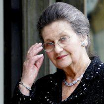 Muere Simone Veil, ícono del feminismo que sobrevivió al holocausto y  legalizó el aborto en Francia