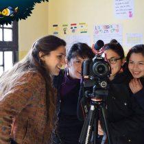 Crónica de un inédito taller de cine para alumnos en liceo de Valparaíso