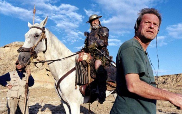 """Terry Gilliam termina de rodar, después de casi dos décadas, su versión del Quijote: """"A veces los soñadores ganan"""""""