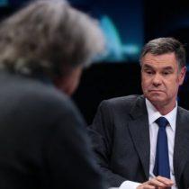 [VIDEO] El momento en que Manuel José Ossandon es interpelado sobre el acuerdo de París en Tolerancia Cero
