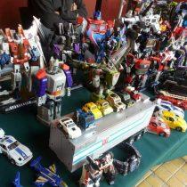 """Evento """"Transformers: Autobots vs Decepticons"""" en Biblioteca de Santiago"""