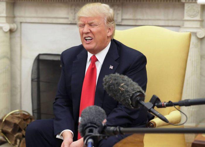 Dos fiscales demandarán a Donald Trump por recibir pagos de países extranjeros