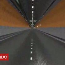[VIDEO] Así es el proyecto del túnel más largo de Latinoamérica