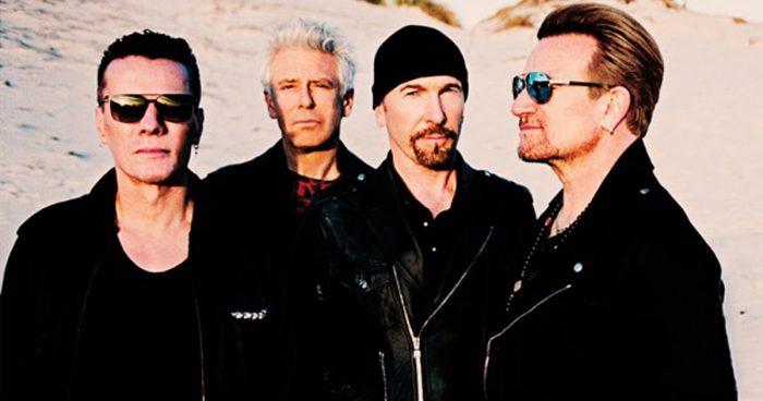 """""""The Joshua Tree Tour 2017"""" de U2 añade nuevas fechas e incluye Chile"""