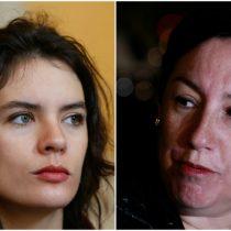 Vallejo le corrigea Beatriz Sánchez que la primera candidata feminista fue Gladys Marín