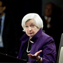 La Fed se lanza a una