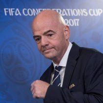 El presidente de la FIFA califica de