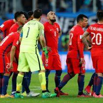 Un mal Díaz lo tiene cualquiera: un superior Chile cae por la cuenta mínima ante una pragmática Alemania