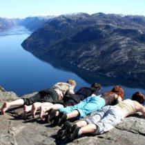 Noruega, el país donde todos sus habitantes pueden saber lo que ganan los demás