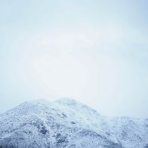 Video da cuenta de gran nevazón en División El Teniente de Rancagua