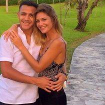 ¡Por fin! Alexis Sánchez reconoce relación con Mayte Rodríguez con romántico video