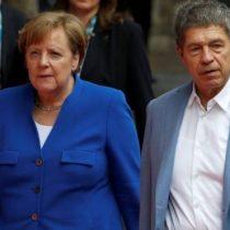 """Quién es Joachim Sauer, el enigmático esposo de Angela Merkel, la mujer """"más poderosa del mundo"""""""