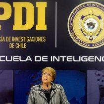 Detienen a mujer acusada de usurpar de identidad de Bachelet