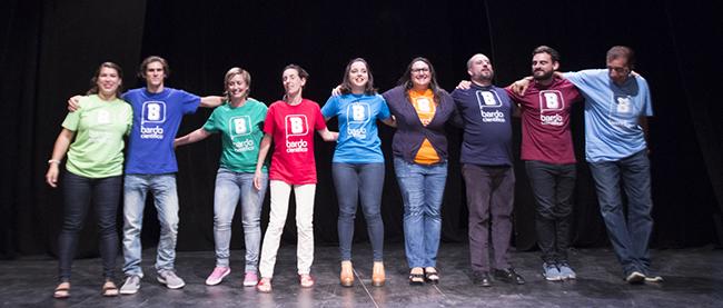 """""""Bardo Científico"""" encabeza el primer stand up comedy de ciencia en Chile"""