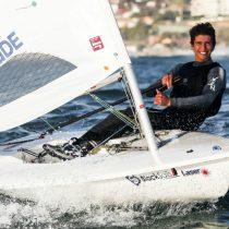 Clemente Seguel de 17 años representará a Chile en mundial de veleros Sunfish