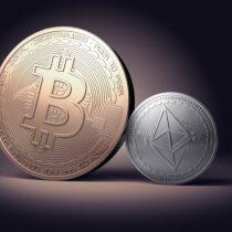 Alza de Bitcoin impulsa a Litecoin y Ether a niveles récord