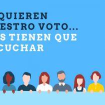 Plataforma web acercará propuestas de los chilenos a los partidos políticos